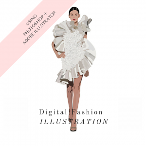 Digital Fashion Illustration Course
