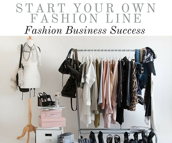 start own fashion line business mentoring program online course